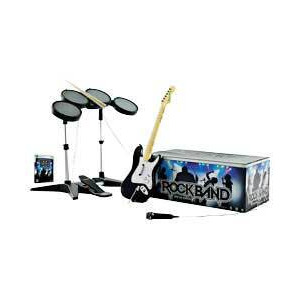 Photo of Rock Band - Band In A Box - Instruments Only (XBOX 360) Video Game