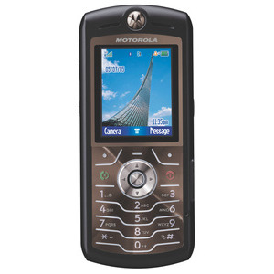 Photo of Motorola SLVR L6 Mobile Phone
