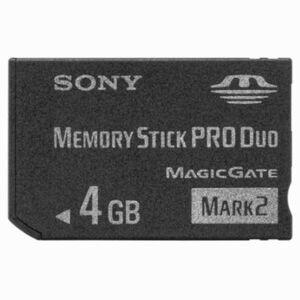 Photo of Sony MSM-T4G USB Memory Storage