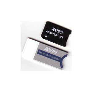 Photo of Memory Stick Duo / M2 Card Adapter Adaptors and Cable