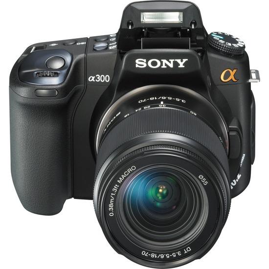 Sony Alpha DSLR-A300 (Body)