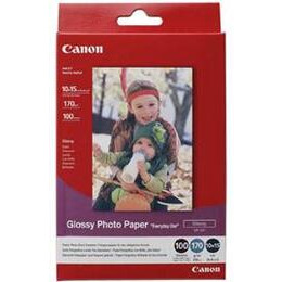 "Glossy Photo Paper GP-501 6x4"" (10 x 15cm) 100 Sheets Reviews"