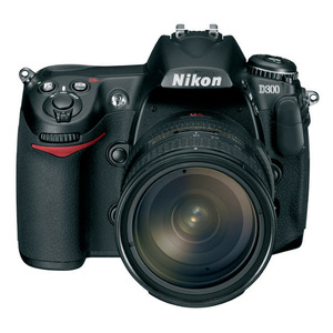 Photo of Nikon D300 (Body Only) Digital Camera
