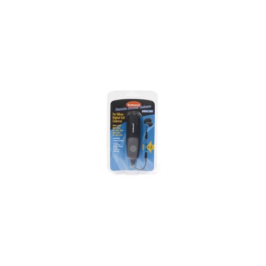 HRN 280 Remote Cable Release for Nikon DSLR's (80cm/2m)
