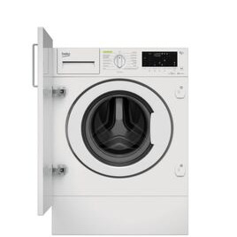 Beko Pro RecycledTub WDIK854451 Bluetooth Integrated 8 kg Washer Dryer Reviews