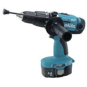 Photo of Makita 8444DWDE3 18V MXT Combi Drill Garden Equipment