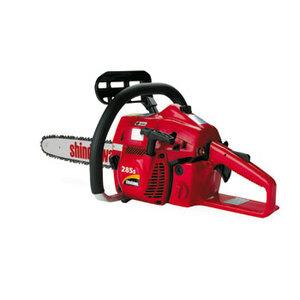 Photo of Shindaiwa 285S 14 Inch 28.5CC Professional Petrol Chainsaw Garden Equipment