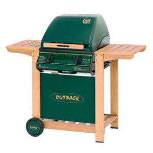 Photo of Outback Modern Classic Trooper 2 Burner Gas BBQ BBQ