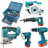 Photo of Makita 8390DWPE3-CJLR1 5 Piece Special Power Tool
