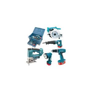 Photo of Makita 8390DWPE3-CJLR1 5 Piece Special Power Tool