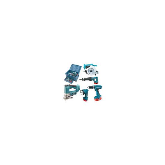 Makita 8390DWPE3-CJLR1 5 Piece Special