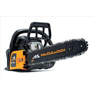 Photo of McCulloch M738 38CC 14 Inch Petrol Chainsaw Garden Equipment
