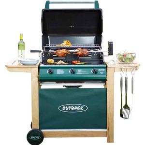 Photo of Outback Hunter 3 BBQ