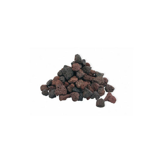 2.5Kg Bag of Lava Rock for Gas BBQ's