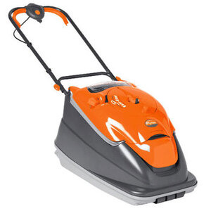 Photo of Flymo Vision Compact 380 Rotary Lawnmower Garden Equipment