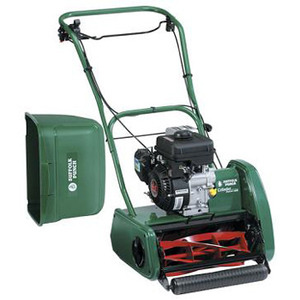 Photo of Qualcast Suffolk Punch 14SK Lawnmower Garden Equipment