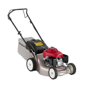 Photo of Honda Izy HRG415PDE 16 Inch 4.5HP Steel Deck Push Mower Garden Equipment