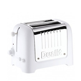 Dualit Toaster 2 Slice Lite 25003 in Soft Touch White Reviews