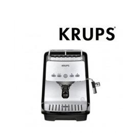 Krups Coffee Machine Black Programmatic XP4050 Reviews