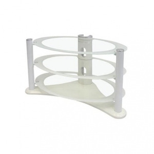 Photo of MDA DESIGNs ZIN321445-WHI TV Stands and Mount