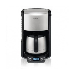 Krups Fliter Pro Aroma Black Thermo Jug & Programmable FMF794 Reviews