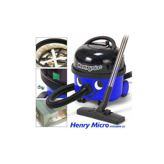 Numatic Henry Micro