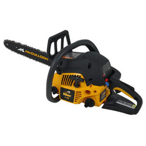 "Photo of McCulloch M742 40CC 16"" Petrol Chainsaw Power Tool"