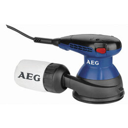 AEG 230v Random Orbital Palm Sander 125mm Reviews