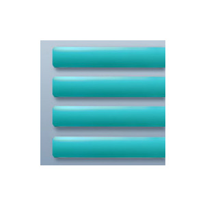 Photo of Blinds-Supermarket Ariel Turquoise (25MM) Blind