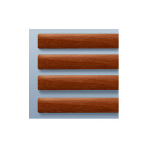 Photo of Blinds-Supermarket Carmine Wood (25MM) Blind