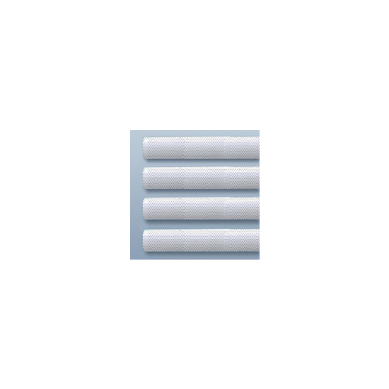 Blinds-Supermarket Dotty White (15mm)