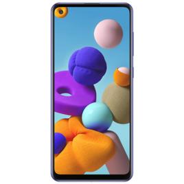Samsung Galaxy A21s Blue 6.5 128GB 4G Unlocked & SIM Free Reviews