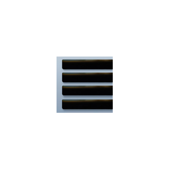 Blinds-Supermarket Jet Black (50mm)