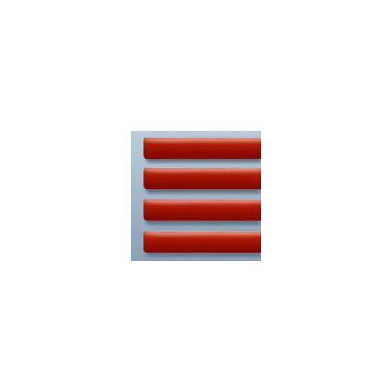 Blinds-Supermarket Poppy Red (15mm)