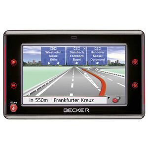 Photo of Becker Traffic Assist 7928 Satellite Navigation