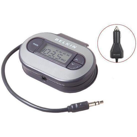 Belkin F8V3080EA TuneCast II FM Transmitter
