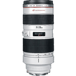 Canon EF 70-200mm f/2.8L USM Reviews