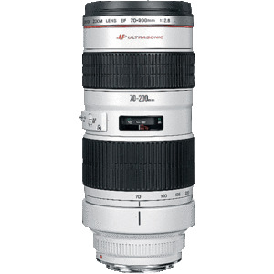Photo of Canon EF 70-200MM F/2.8L USM Lens