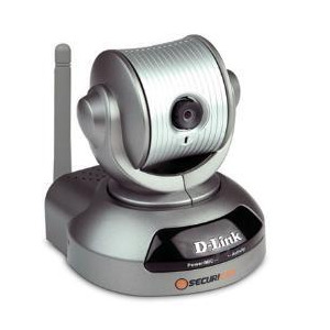 Photo of D-Link DCS-5220 Wireless Pan/Tilt Internet Camera Webcam