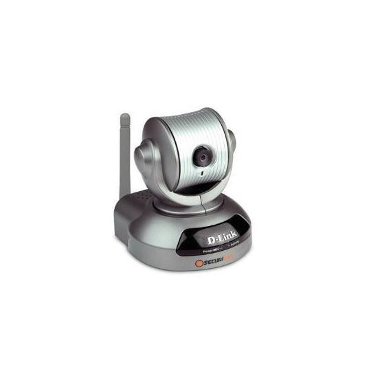 D-Link DCS-5220 Wireless Pan/Tilt Internet Camera