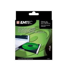 Photo of Emtec EKNLECT Cleaning Disc For CD/DVD Player Cleaning Accessory