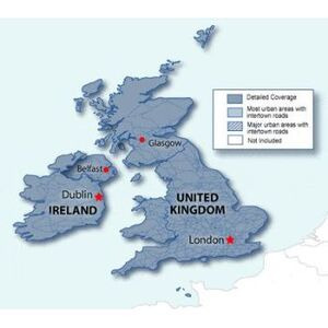 Photo of Garmin City Navigator NT Maps UK/Ireland 2008 SD/MICROSD Card - 010-10691-00 Satellite Navigation Accessory