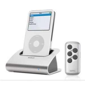 Photo of Griffin AirDock Docking Station With RF Remote Control iPod Dock