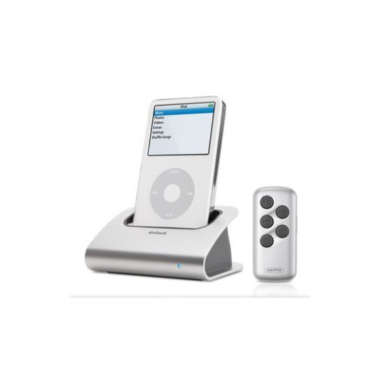 Griffin AirDock Docking Station with RF Remote Control