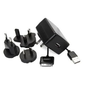 Photo of Griffin PowerBlock Travel - International USB Charger and AC Adapter Pack For iPod iPod Accessory