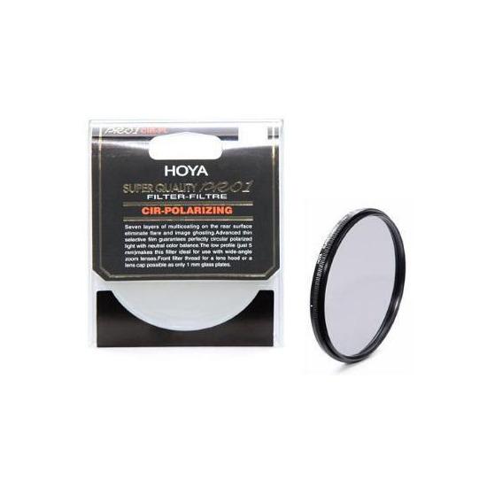 Hoya Super Quality PRO1 CPL 62mm