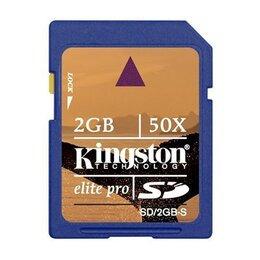 Kingston 2GB Elite Pro Secure Digital - SD/2GB-S Reviews