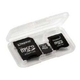 Kingston 2GB MicroSD with 2 Adapters - SDC/2GB-2ADP Reviews