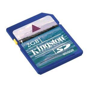 Photo of Kingston 2GB Secure Digital Card - SD/2GB Memory Card