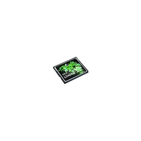 Kingston 4GB Elite Compact Flash 133x - CF/4GB-S2